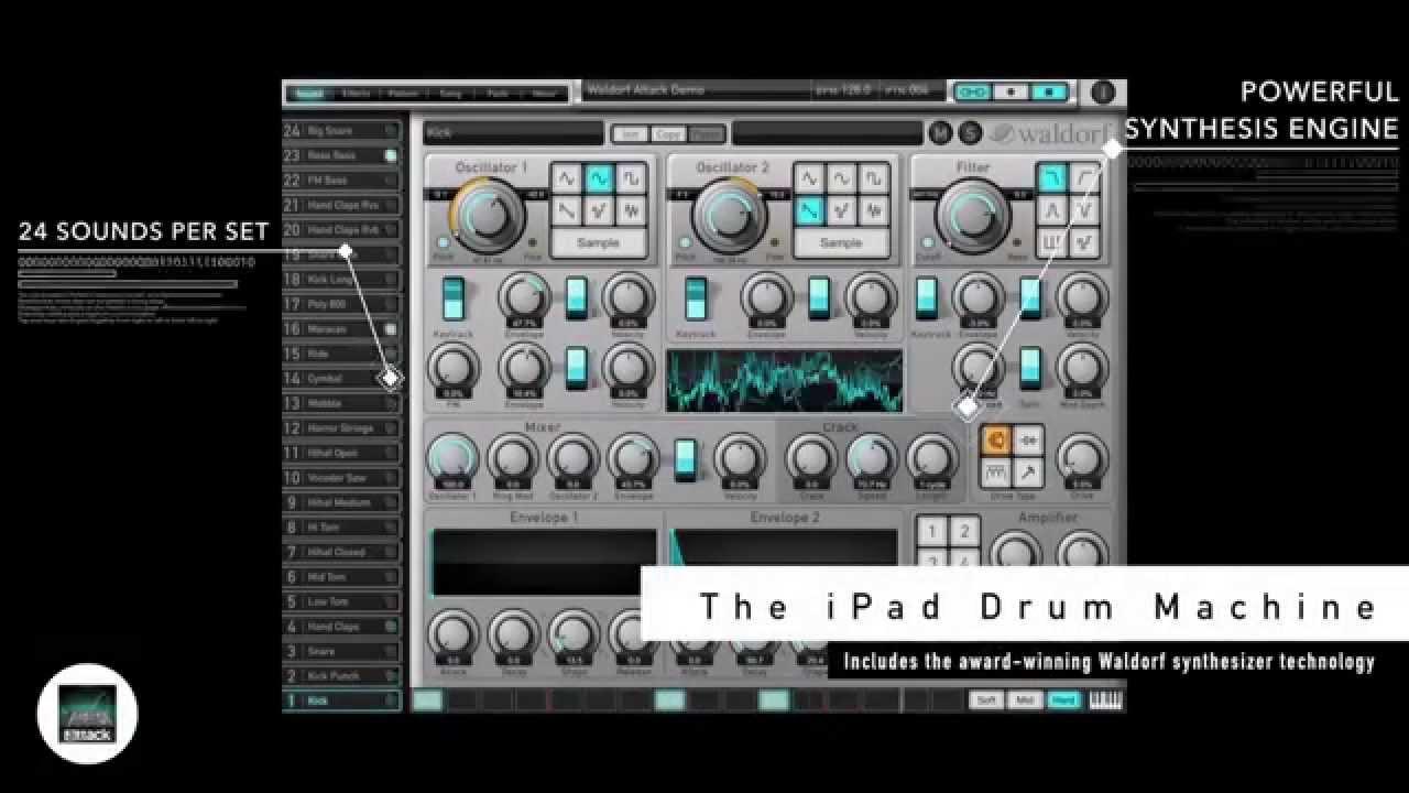 ipad drum machine | iPad Music Apps Blog - Music app reviews