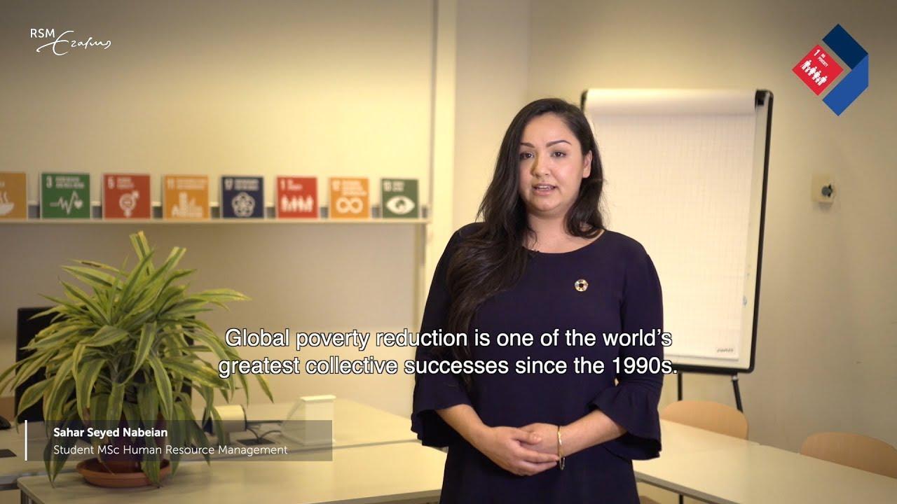 SDG 1: Explaining no poverty