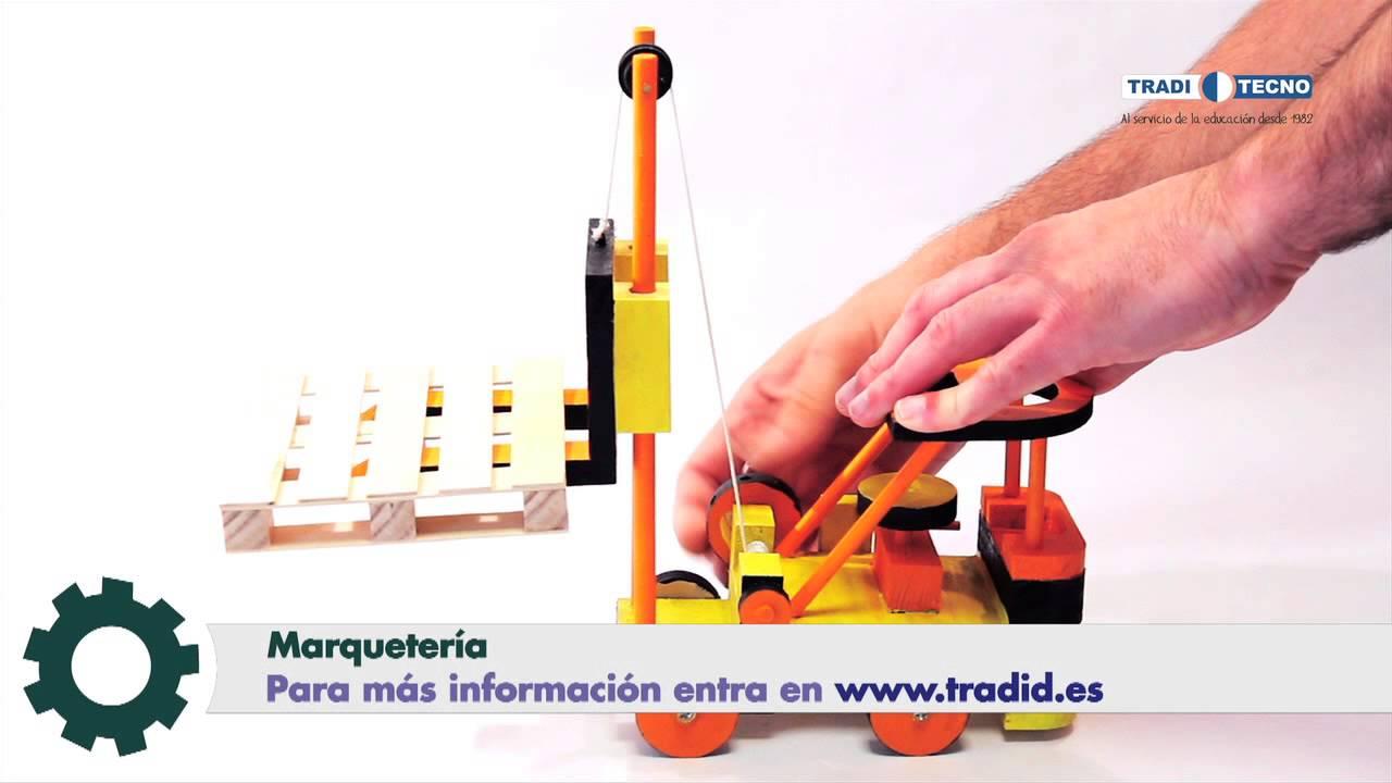 Proyectos de tecnolog a construye tu carretilla - Proyectos de madera ...