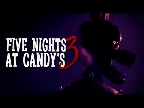 FIVE NIGHTS AT CANDY'S 3: LA HABITACIÓN MÁS SINIESTRA - DEMO | iTownGamePlay