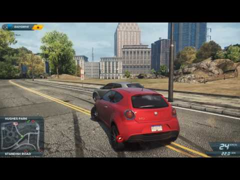 Need for Speed: Most Wanted (2012) - Alfa Romeo Mito QV