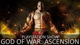 god Of War: Ascension - Обзор  PS3