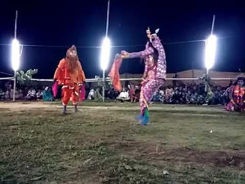 Purulia chhou Dance 2017 Nripen Sahis r...