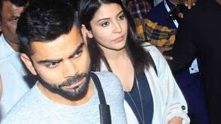 Snapped: Anushka Sharma Returns From Australia Hand In Hand With Virat Kohli