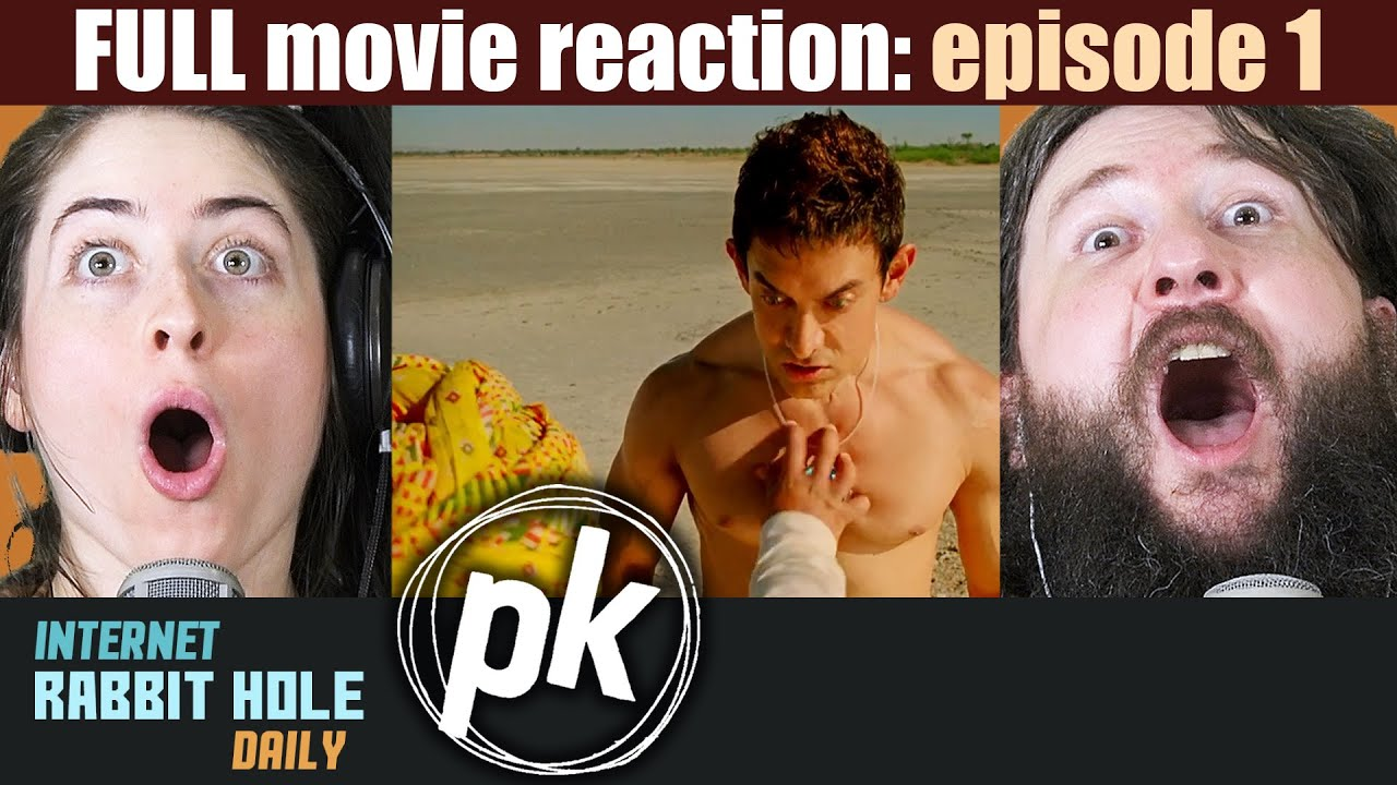 Download PK FULL MOVIE REACTION   Episode 1