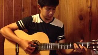 Mr.Siro -  LẮNG NGHE NƯỚC MẮT - Guitar Cover