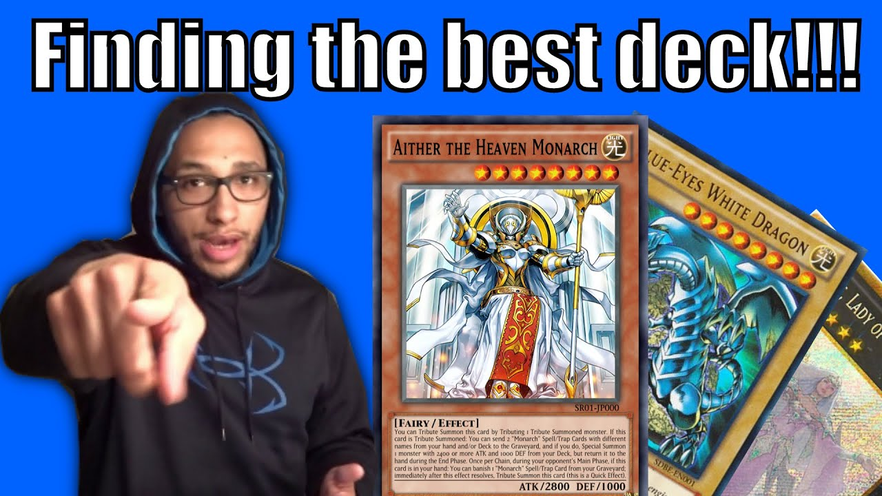 how to play yugioh by yourself