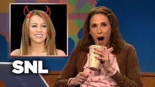 Update: Celebrity Blogger - Saturday Night Live
