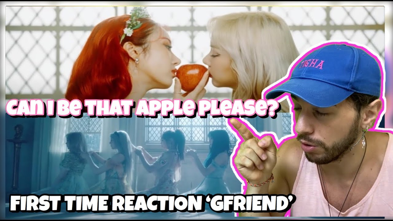 FIRST TIME REACTION TO GFRIEND (여자친구) 'Apple' Official M/V