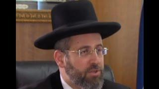 كبير حاخامات إسرائيل: دخول الأقصى محرّم على اليهود