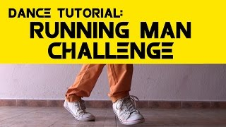 Download Video How to do The Running Man Challenge | Dance Tutorial MP3 3GP MP4