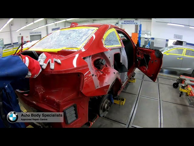 Video 1   Rear Fender Replacement