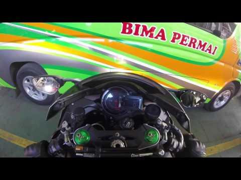 Part 1 B2C (Big Bike Community) Lombok & KPK Lombok goes to Sape, Bima - August 19th 2016