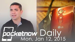 LG G Flex 2 price, Windows 10 tests, Galaxy A7 & more - Pocketnow Daily