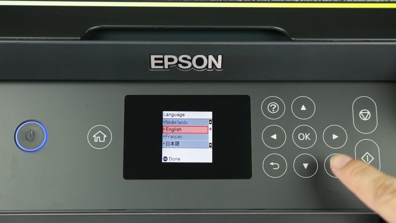 Image Result For How To Change The Color In A Espon Printer