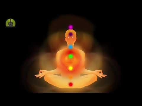 Positive Energy Meditation Music, Chakra Balancing & Healing Music, Relax Mind Body & Soul