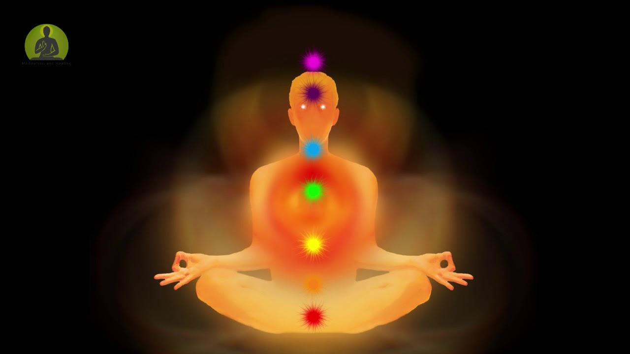 Positive Energy Meditation Music, Chakra Balancing & Healing Music, Relax Mind Body, Inner Peace
