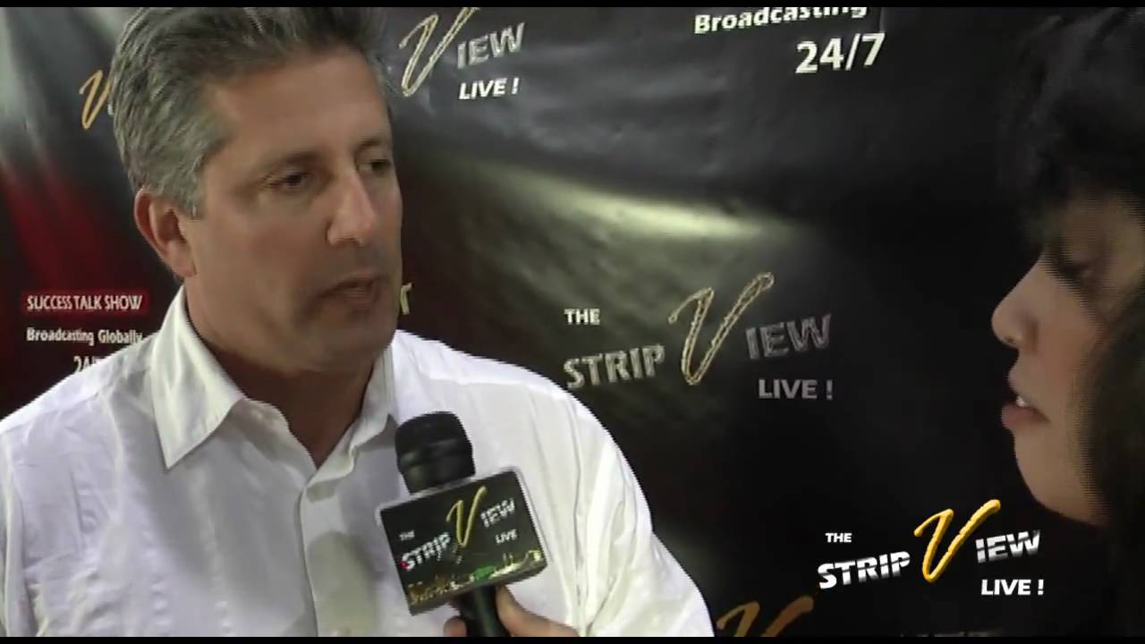 Marc Offit (Realty advisor) on The STRIP VIEW Live! - YouTube