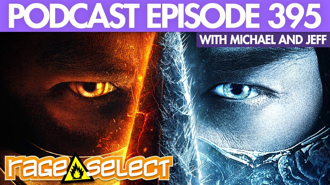 The Rage Select Podcast: Episode 395 with Michael and Jeff!