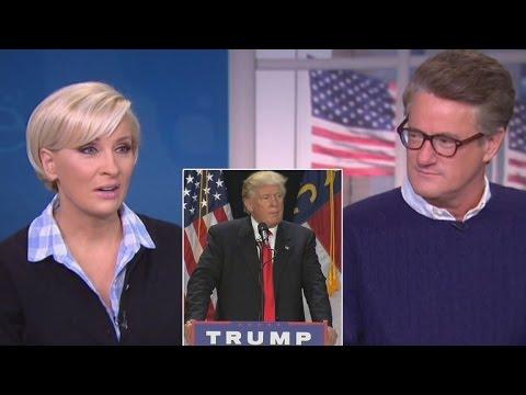 Donald Trump Ignites Twitter War With 'Morning Joe' Co-Hosts Calling Them Clowns