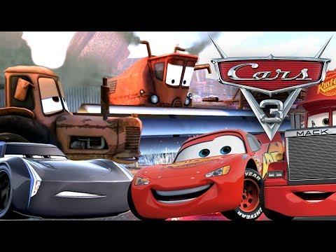 CARS 3 FRANCAIS FILM COMPLET JEU Flash McQueen et ses amis Disney Pixar Cars Films France de jeux