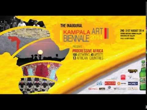 Kampala Art Biennale 2014 PROMO