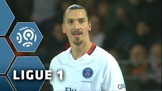 Fc lorient - paris saint-germain (1-2)  - résumé - (fcl - paris) / 2015-16