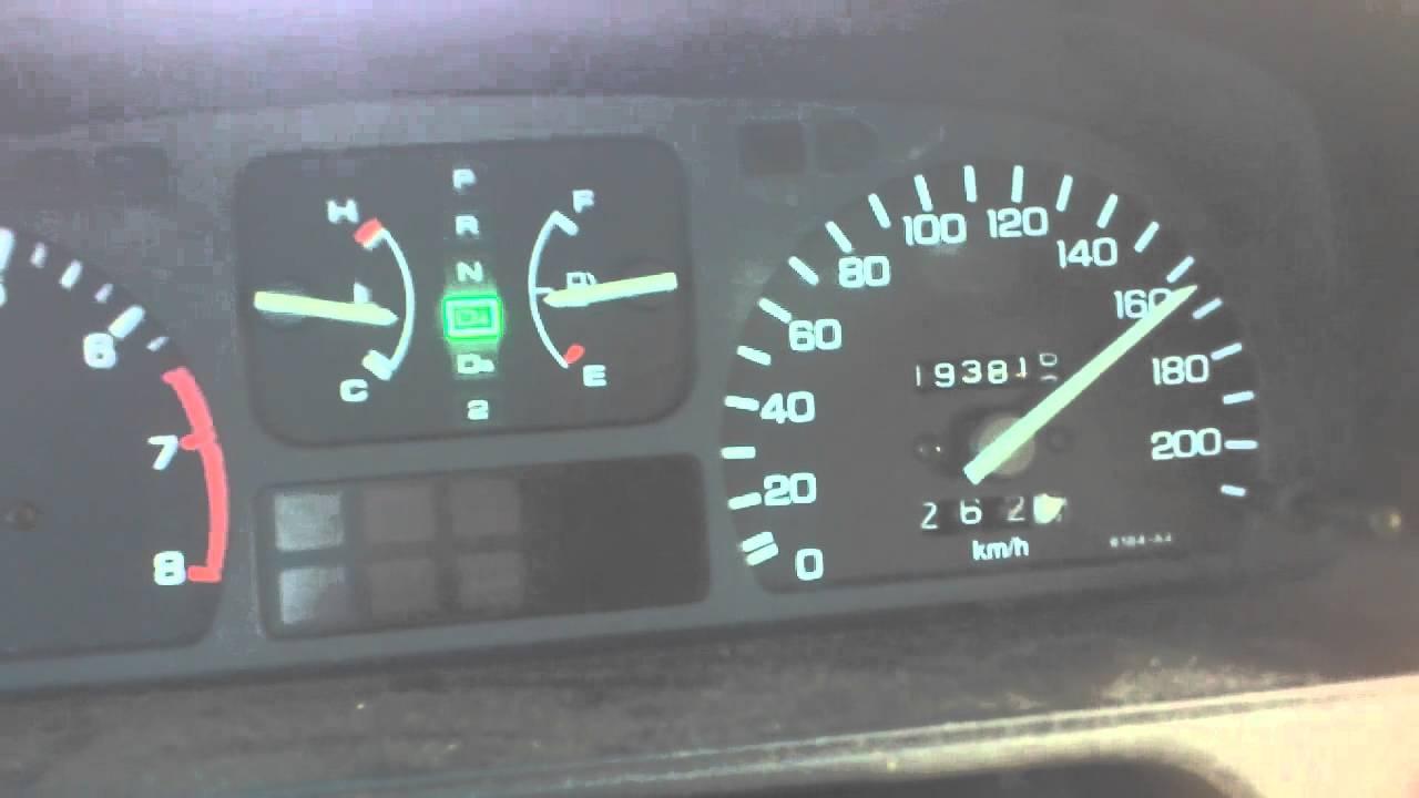 honda civic 1 5 1990 automatic top speed [ 1280 x 720 Pixel ]