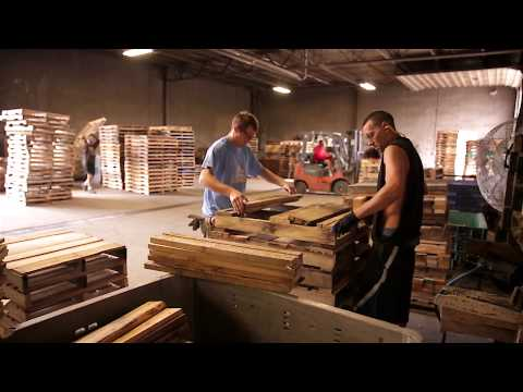 Lima Pallet & ACBDD's Employment Services Program