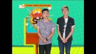 yan star - parody ngoc trai nhai huong ngoc lan  bb tran kiss me