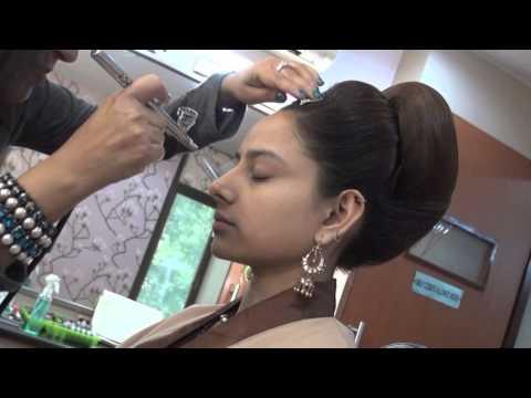 Bridal Air Brush Make