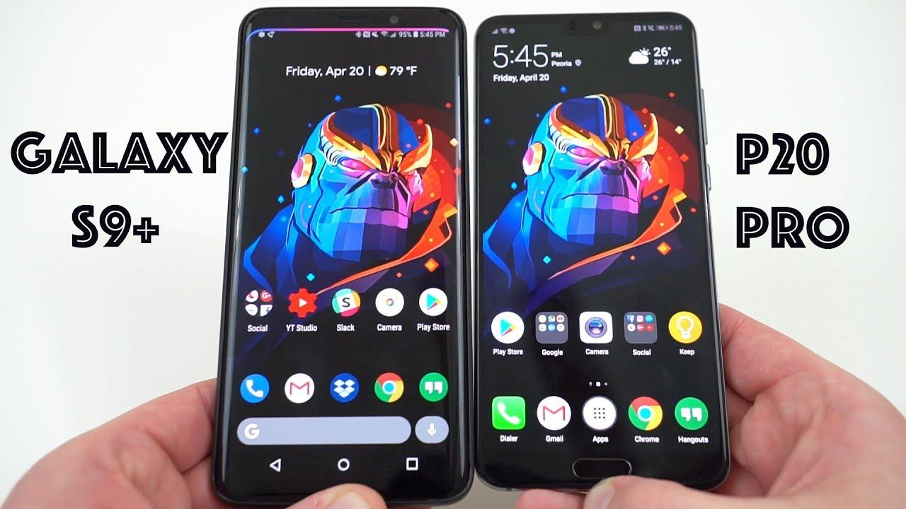 galaxy s9 vs huawei p20 pro 5 reasons to go with huawei youtube