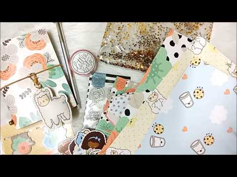 Unboxing of March Mommylhey little bits box