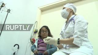 Syria  New Russian medical centre in Aleppo can treat up to 150 civilians per day