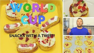 World Cup Snack With A Twist