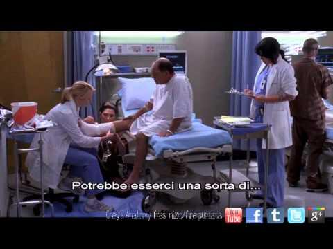 Grey's Anatomy fuori scena della 4^ stagione: Da ridere (Grey's Anatomy frasi inizio/fine puntata)