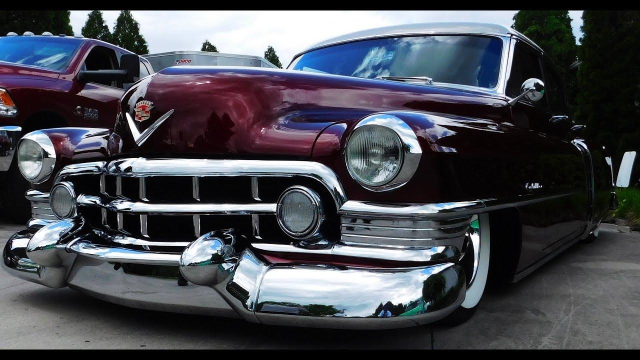 1950 Cadillac E62 Street Rod \