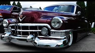 """1950 Cadillac E62 Street Rod """"LOTACAD""""  Griffey's Hot Rods And Restorations"""