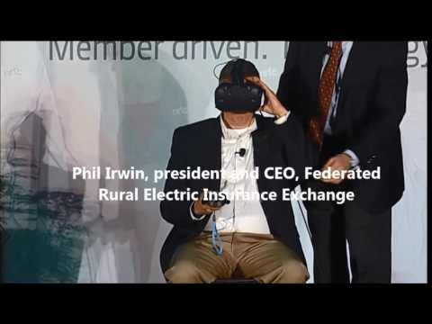 NRTC Virtual Reality Demonstration