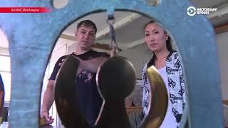 В Алматы обсуждают 15-тонную белку