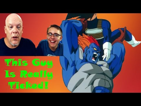 "REACTION TIME | ""DBZ Abridged Movie: Super Android 13"" - This Guy Is Really Ticked Off"