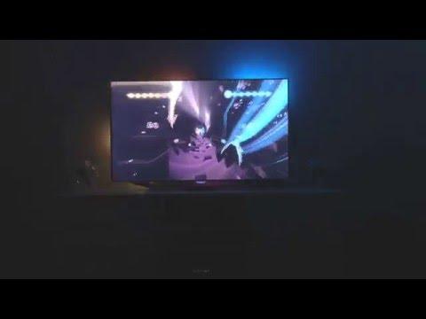 Lightberry.eu / Raspberry Pi 2 / PS4 ambilight LED real-time system demo