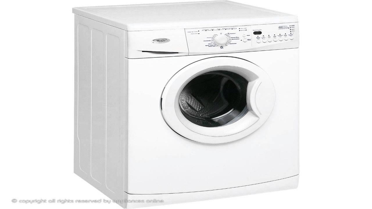 whirlpool washing machine manual [ 1280 x 720 Pixel ]