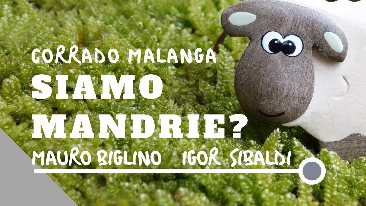 Biglino, Sibaldi, Malanga: siamo davvero e da millenni, mandrie?