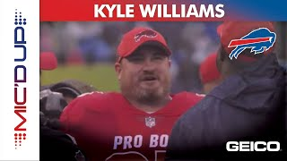 Kyle Williams Mic'd Up presented by GEICO | Buffalo Bills