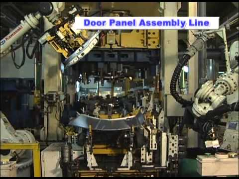 Robotic Door Assembly Doovi