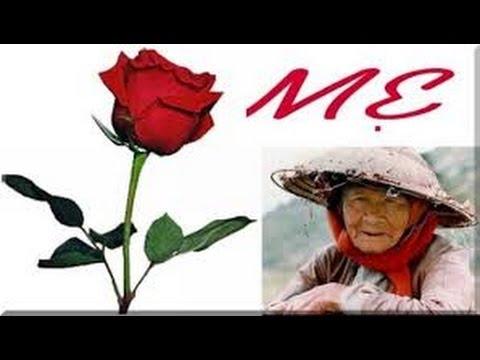 Những hình ảnh cảm động nhất về Mẹ [The most moving images of Mother]