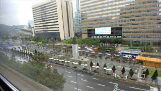 광화문 24시 지금 여기 실시간  Gwanghwamun…