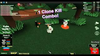 [ROBLOX: The Clone Factory] - Lets Play Ep 1 - Underground!