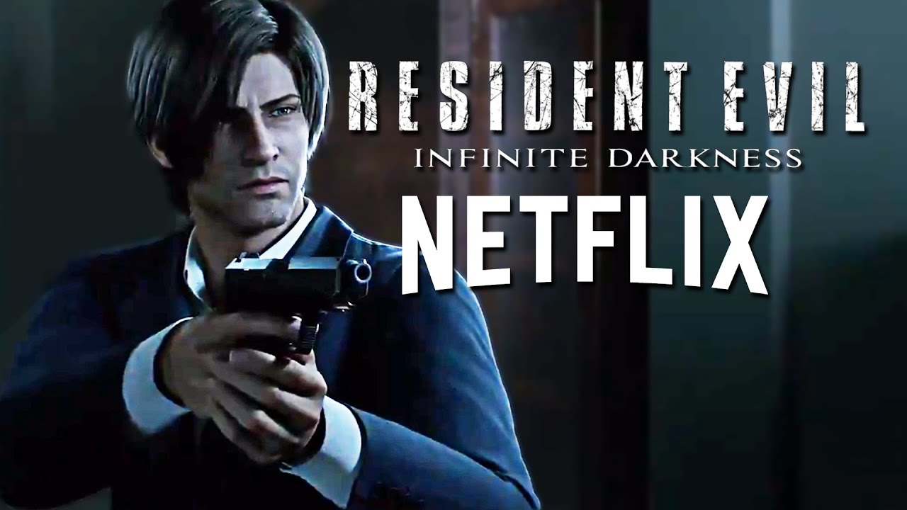 RESIDENT EVIL: INFINITE DARKNESS || NETFLIX Trailer | REACTION & First Impressions